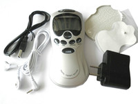 Cheap Best Sale ! Good quality! Good price! digital therapy machine body massager 5pcs lot