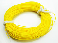 fly rod - 1X FLY FISHING LINES ft floating for rod reel welded loops moss line fishing tackle