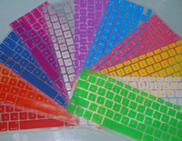 Wholesale Apple Laptop Keyboard Dustproof Protective Film Pure Silicone Keyboard Protective Film For Apple Macbook Prob Cover100pc