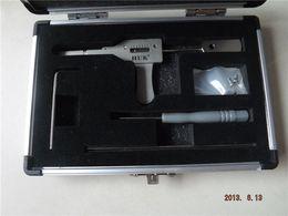 Wholesale LOCKSMITH TOOLS king quin lever disc lock opening tool lock pick set door lock opener bump key padlock tool H081