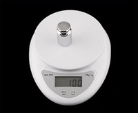 Wholesale 5000g g kg Digital Kitchen Food Diet Postal Scale LCD Display scale High precision scale