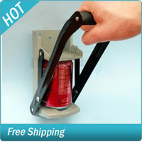 Wholesale Beer Soda Pop Can Crusher Bottle Opener Wall Mount Cans Recycling Bars Kitchen