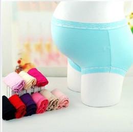 Wholesale Linda Mommy waist Seamless Maternity Panties Maternity unconstrained Modal underwear