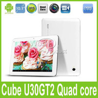 Cube cube u30gt2 - 10 Cube U30GT2 RK3188 Quad Core Tablet PC GHz Retina IPS Screen GB GB Gyroscope Bluetooth