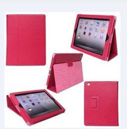Smart Magnetic Leather Stand Folding Folio Case Cover For New ipad Mini