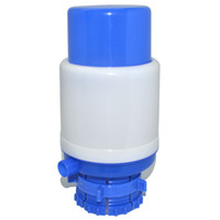 Plastic battery water dispenser - High Quality Drinking Hand Press Pump for Bottled Water Dispenser Easy Pumping and No Battery Required package sales