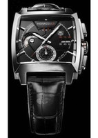 auto cases - NEW luxury men mechanical watches automatic morgan black case black dial mens dress watches