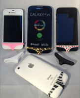 Wholesale Sexy Pants Thongs Case Cover home key protection for Iphone s Samsung S4 S3 S2