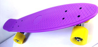 Wholesale The lowest Pirce inchh Penny Board Skateboard Cruiser Penny Nickel Longboard Penny SKate Penny Skateboards