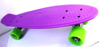 Wholesale 2013 Newest Designs inch Penny Skateboard for Chrismtas Penny Nickel Penny Cruiser Plastic Skateboard Penny Board