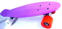 Wholesale 22 quot Penny Skateboards Purple Decks Three Wheels Penny board Skateboard Penny board Penny nickel skateboard Penny nickel