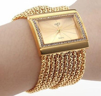 Wholesale 2013 New women lady Bracelet watch bangle watch wristwatch fashion quartz watches rhinestone diamond wathch