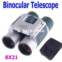 Wholesale 8X21 Magnification DCF Binocular Telescope