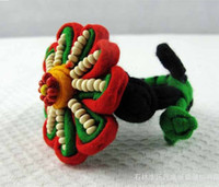 Wholesale Perfect design new safflower greenery bracelet National wind delicate adorn article beautiful