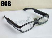 8G No  1080p HD Digital Video spy Camera Glasses Video Camera Eyewear DVR Camcorde with 8GB