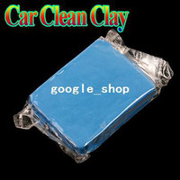 Synthetic rubber 0 Sponges, Cloths & Brushes Magic Car Clean Clay Bar Auto Detailing Cleaner free shipping drop shipping Wholesale