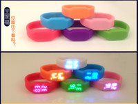Wholesale Multifunction LED Waterproof Watch Wristband USB Drive Memory USB Flash Drive USB Flash Stick Thumb Pen Drive
