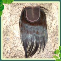 Fast Shipping Middle Part Top Closure Hair Peruvian Virgin H...
