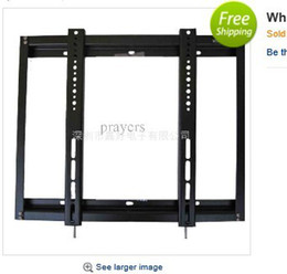 Wholesale 22pc Wall Mount Bracket for quot Plasma LCD LED Flat Panel Screen TV