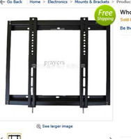 flat screen tv - 28c Wall Mount Bracket for quot Plasma LCD LED Flat Panel Screen TV