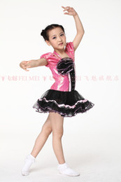 Children l perform dancewear garment for kids stage clothing costume