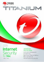 Antivirus & Security Home Mac Trend Micro Titanium Internet Security for mac 2013 half year 180 days only key,no box,no cd