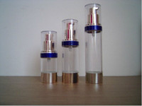 Wholesale 30MLairless bottle airless pump Cosmetic Container plastic bottle lotion bottle