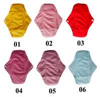 Cloth Pad sanitary pads - Reusable Menstrual Pads Bamboo Cloth Pads Mama Sanitary Pads