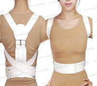 Back   Back Health Correct Rectify Posture Beauty Belt Back Support Brace LLY203