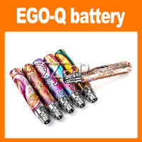 Colorful E- Cigarette Battery Ego Electronic Cigarette Batter...