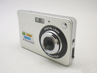 Wholesale digital camera dc HOT SALE inch LCD MP x Digital Zoom Digital Camera anti shake TFT Screen Red eye reduction