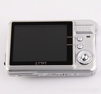 Wholesale digital camera dc HOT SALE inch LCD MP x Digital Zoom Digital Camera anti shake inch high resolution TFT Screen