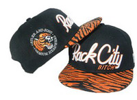 Wholesale ROck city bitch caylor and sons snapback mitchell and ness streetwear snapback Hats adjustable caps fitted hat fifty SANPBACKS HATS capS