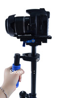 Wholesale New Professional Mini Handheld Steadycam stabilizer S S60 for Camcorder Video SLR DSLR Camera