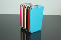 PU For Samsung  New Simulation Skin Stand Flip Leather Case Cover Skin For Samsung Galaxy Mega 6.3 I9200