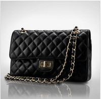 Wholesale handbags real leather designer bag handbags low price no brand black