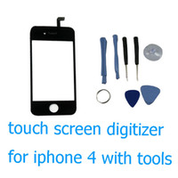 iPhone 4 apple dropshipping - High quality Dropshipping REPLACEMENT DIGITIZER TOUCH SCREEN Glass Repair Tools FOR iPhone s