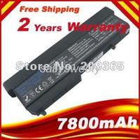 Wholesale 9 cell Laptop battery for Dell Vostro K738H T112C T114C T116C