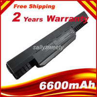 Wholesale 9 Cell Laptop battery for ASUS A43 A53 K43 K53 X43 X44 X53S X54 X84 A32 K53 A42 K53 A43EI241SV SL A41 K53