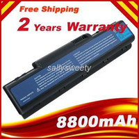 Wholesale 8800mAh laptop battery For Acer Aspire AS07A31 AS07A32 AS07A41 AS07A42 AS07A51 AS07A52 AS07A71 AS07A72 KB1010