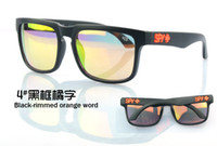 Wholesale New Brand SPY Men Women Designer Sport Sunglasses Beach SPY Sun Glasses Mixed Colors SPY