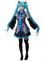 Wholesale Vocaloid Hatsune Miku Cosplay Costume dress u5 FU
