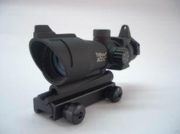 HJ Trijicon ACOG Type 1x32 Red&Green Dot Sight holographic red dot sight fit any 20mm rail