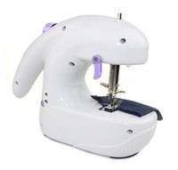 Wholesale High Quality Household Handheld Electric Mini Sewing Machine White Y4015B