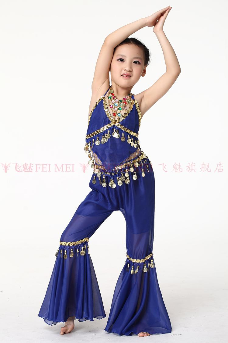 2017 Belly Dance Dancing Costumes Children Dance Dress