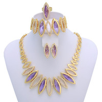 Wholesale New Style Bridal Necklace Jewelry Sets A312