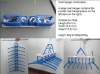 folding clothes rack - Much Space Save Portable Foldaway Magic fold Clothes Rack coat Hangers