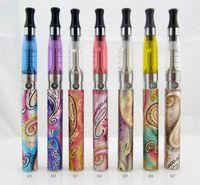 Wholesale Clearomizer Vivi Nova Ego Q - Colorful E Cig Ego Q 650 900 1100mah Battery E Cigarette Battery Fit CE4 CE5 CE6 Vivi Nova Clearomizer Low Price