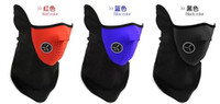 Wholesale Outdoor Neoprene Riding Fleece Windproof Warm Dust Mask Bicycle Face Mask Face Protection CS
