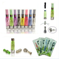 Wholesale eGo CE4 CE5 Clearomizer Cartomizer Atomizer long wick e cig ego Battery Blister pack
